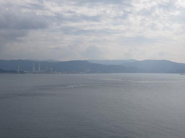 本日の和歌浦湾