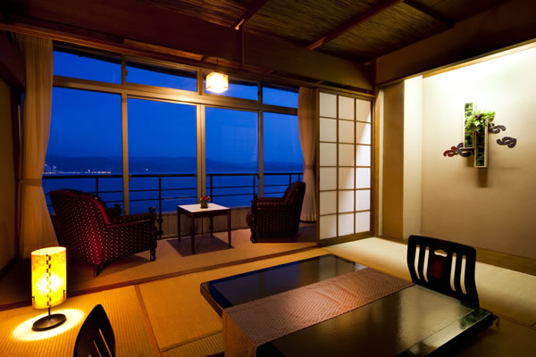 海の見えるスタンダード客室
