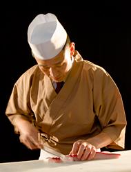 MANPAの料理長 松木英人